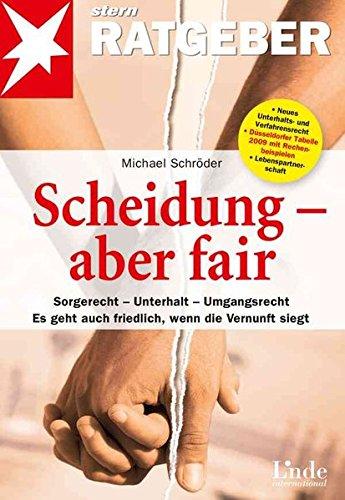 9783709302729: Scheidung - aber fair