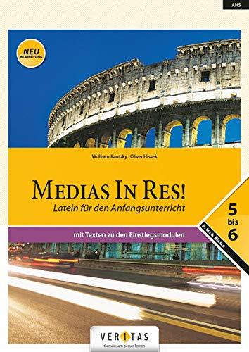 9783710101403: Medias in res! Für das vierjährige Latein. Schülerbuch