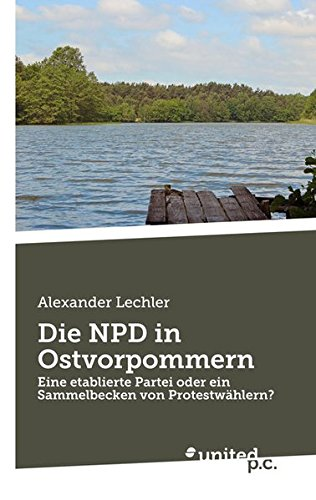 9783710314278: Die Npd in Ostvorpommern (German Edition)