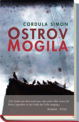Ostrov Mogila: Cordula Simon