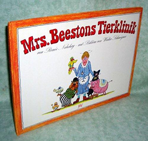 9783714111224: Mrs. Beestons Tierklinik