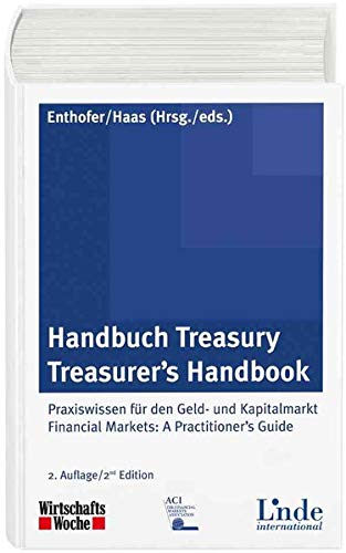 Handbuch Treasury / Treasurer's Handbook: Hannes Enthofer