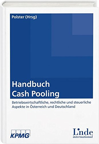 Handbuch Cash Pooling: Barbara Polster