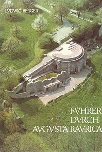9783715150031: Führer durch Augusta Raurica (Livre en allemand)