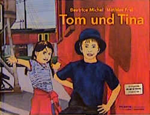 9783715204253: Tom und Tina: Mit Begleitheft zum Thema: Drogen und Kinder drogenabhängiger Eltern