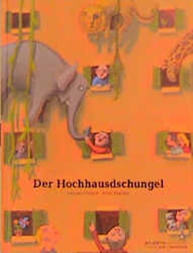 9783715204307: Der Hochhausdschungel.