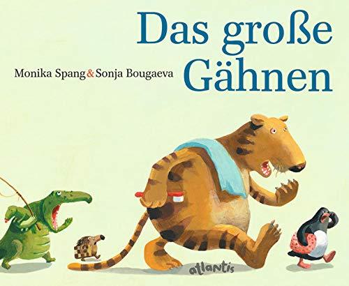 9783715205304: Das große Gähnen: Eine Zoo- und Gutenacht-Geschichte
