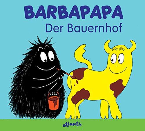 9783715205717: Barbapapa. Der Bauernhof
