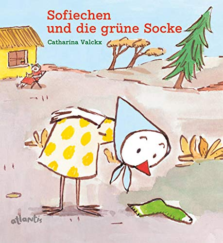 9783715206127: Sofiechen und die grüne Socke