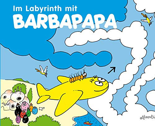 Im Labyrinth mit Barbapapa (3715206357) by Talus Taylor