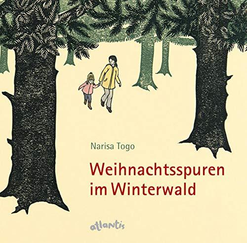 9783715206769: Weihnachtsspuren im Winterwald