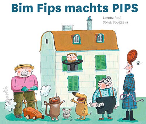 9783715207131: Bim Fips machts PIPS: Berner Mundart Ausgabe