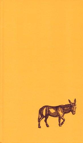 9783716016916: Gebet, mit den Eseln ins Himmelreich einzugehen [Gebundene Ausgabe] [Edizione Tedesca]