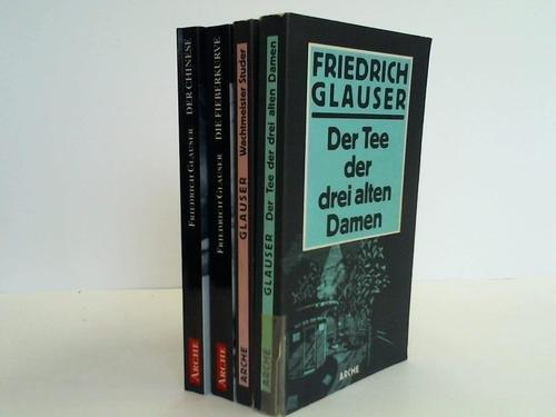 9783716020036: Der Tee der drei alten Damen: Kriminalroman (German Edition)