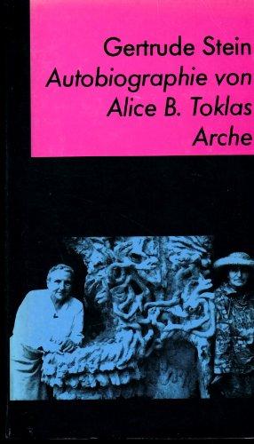 9783716020227: Autobiographie von Alice B. Toklas