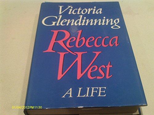 9783716021439: Rebecca West. Ein Leben