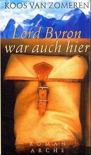 9783716022894: Lord Byron war auch hier