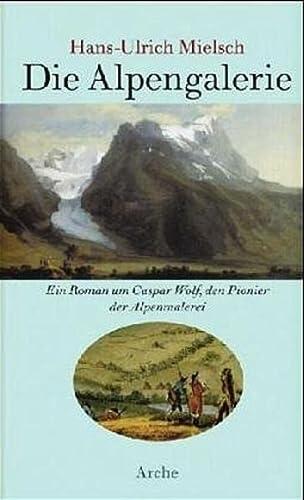 9783716023402: Die Alpengalerie