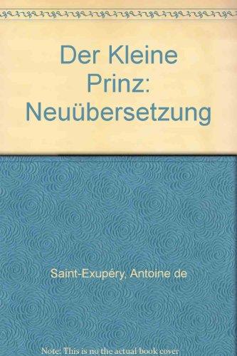9783716026274: Der Kleine Prinz: Neuübersetzung