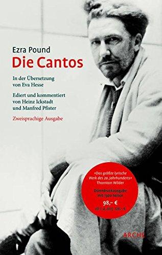 9783716026540: Die Cantos