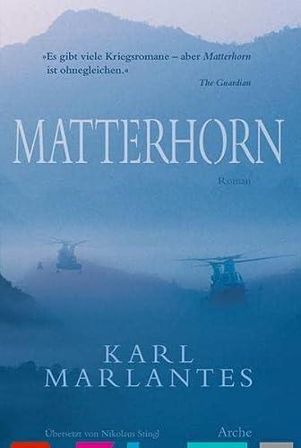 9783716026625: Matterhorn
