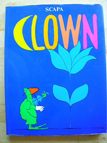 Clown (German Edition): Scapa **Inscribed with drawing**