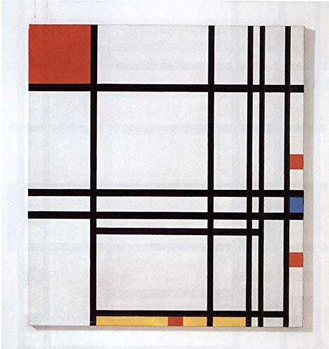 Piet Mondrian 1872-1944 Bois, Yve-Alain; Joop, Joosten and Zander, Angelica