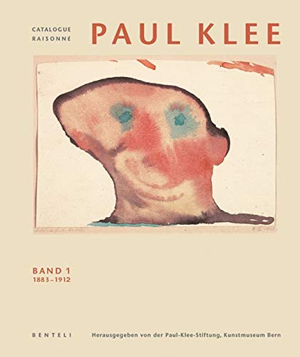 9783716511008: Paul Klee Catalogue Raisonné : Werke 1883-1912 : Tome 1