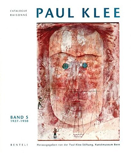 9783716511046: Paul Klee Catalogue Raisonné: Werke 1927-1930