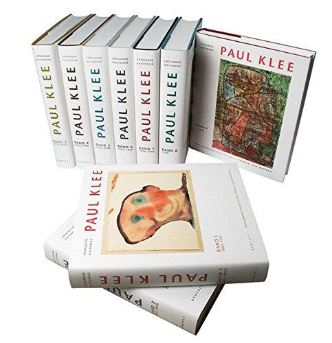 9783716511121: Paul Klee Catalogue Raisonn Complete Set