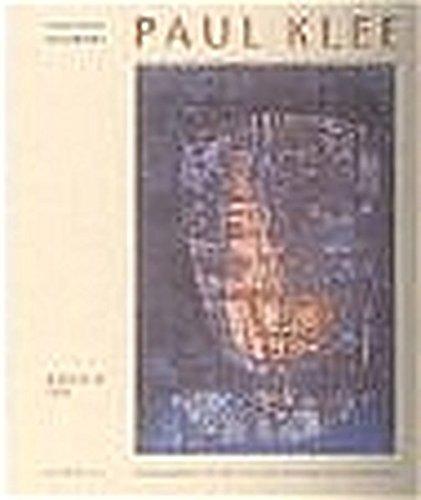PAUL KLEE Catalogue Raisonné - Band 9: Hrsg. von der Paul-Klee-Stiftung und vom Kunstmuseum ...
