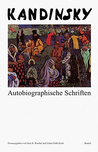 9783716513637: Kandinsky: Autobiographische Schriften