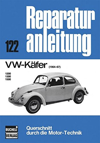 9783716811870: VW Käfer 1964-1967