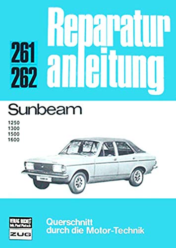 Sunbeam 1250 / 1300 / 1500 / 1600.