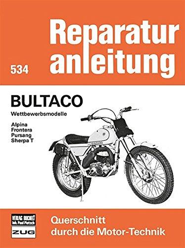 Bultaco Wettbewerbsmodelle