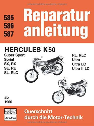 9783716814772: Hercules K 50 ab 1966