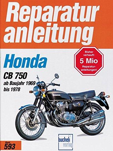 Honda CB 750, 1969 bis 1978