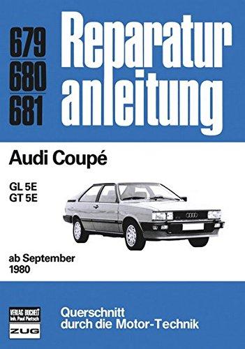 Audi Coupé ab 09/1980 (Paperback)