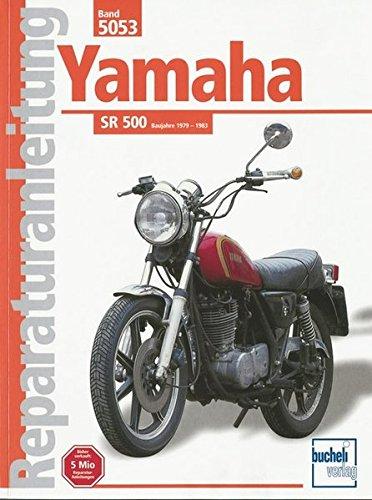 Yamaha SR 500 (ab 1979 bis 1983): bucheli