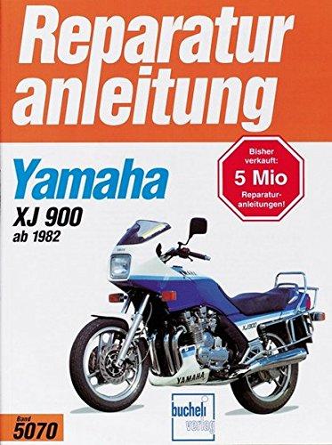 9783716816837: Yamaha XJ 900
