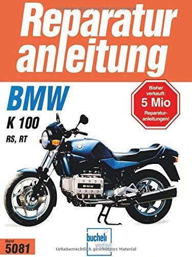 BMW K 100 RS / K 100 RT Bj 1986-1991: In Längsricht.liegend angeordn.Viertakt-Reihenmotor, 2 ...