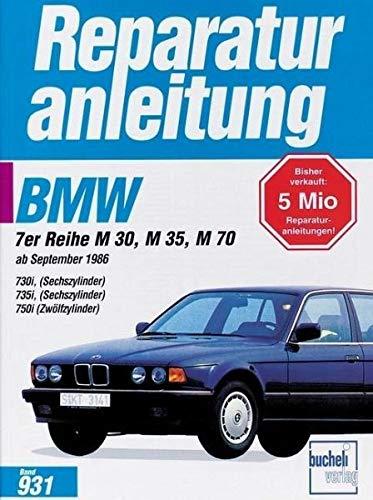 9783716817520: BMW 7er-Reihe (ab September 1986)