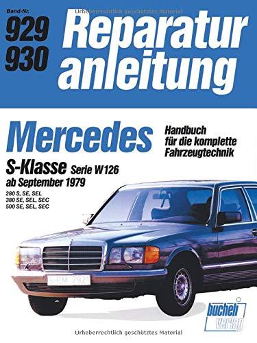 Mercedes S-Klasse Serie W ab 9/79