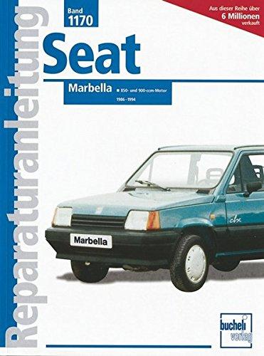 9783716818640: Seat Marbella ab Baujahr 1986: 850 und 900 ccm-Motor