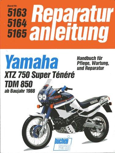 9783716818664: Yamaha XTZ 750 Super Tenere / TDM 850 ab Baujahr 1988. Handbuch für Pflege, Wartung und Reparatur.