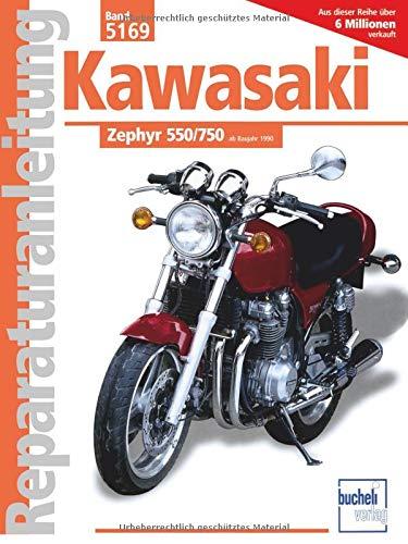Kawasaki Zephyr 550/750 ab 1990