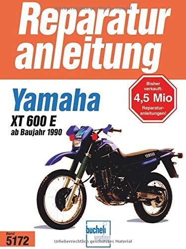 9783716818695: Yamaha XT 600 E ab 1990.