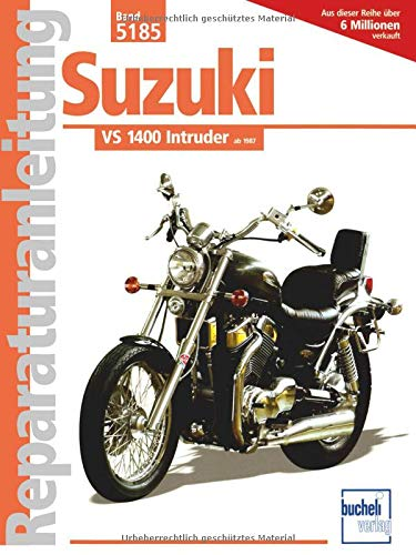 9783716818893: Suzuki VS 1400 Intruder ab '87.