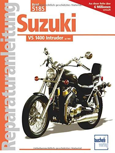 9783716818893: Suzuki VS 1400 Intruder ab '87