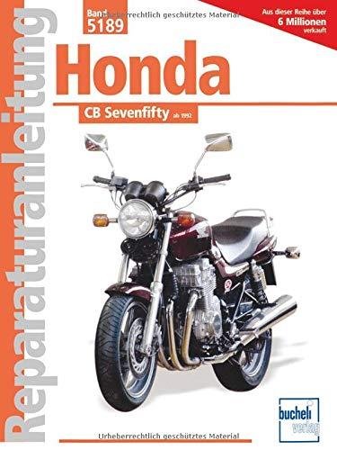 Honda CB Sevenfifty ab Baujahr 1992